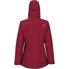 Marmot Minimalist Component Chaqueta Mujer, sienna red